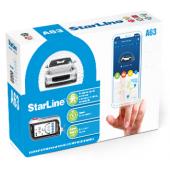 Автосигнализация StarLine A63 (С функцие автозапуска)