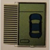 Дисплей ЖК Sheriff ZX 1060/1055