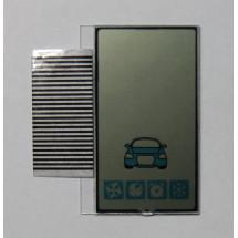 Дисплей ЖК StarLine A63/A93 (Вертикальный, нового образца)
